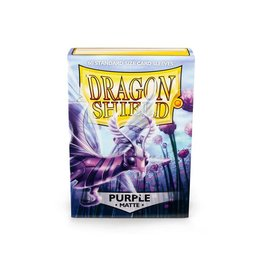Dragon Shield Dragon Shield Sleeves: Purple 60ct