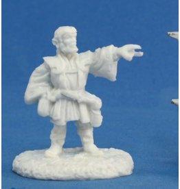 Reaper Mini Bones: Balto Burrowell, Gnome Wizard