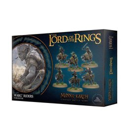 Games Workshop Warg Riders