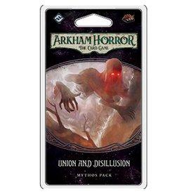 Fantasy Flight ARKHAM HORROR LCG: UNION AND DISILLUSION