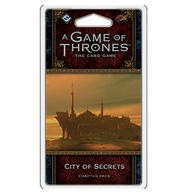 Fantasy Flight Games Game of Thrones LCG: City of Secrets