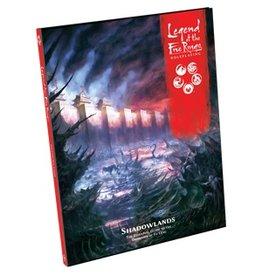 Fantasy Flight LEGEND OF THE FIVE RINGS RPG: SHADOWLANDS