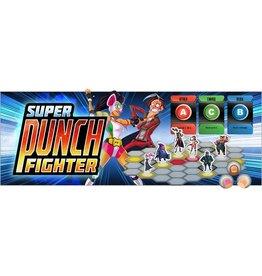 Plaid Hat Super Punch Fighter
