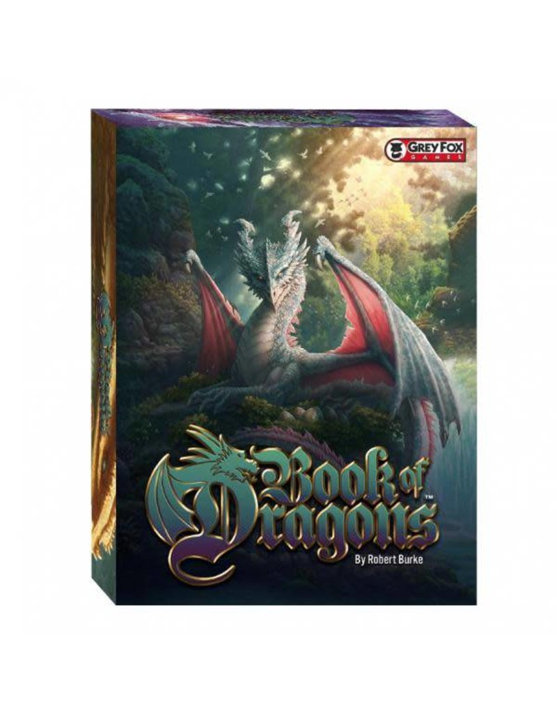Grey Fox Games Book of Dragons - Preorder