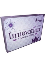 Asmadi Games Innovation 3rd Edition: Artifacts of History