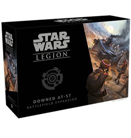 Fantasy Flight Games Downed AT-ST Battlefield Expansion
