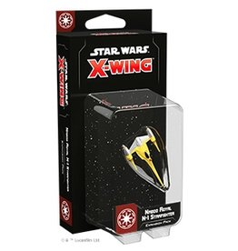Fantasy Flight Games Star Wars X-Wing 2E: Naboo Royal N-1 Starfight