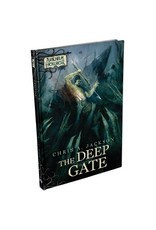 Fantasy Flight ARKHAM HORROR LCG FICTION: THE DEEP GATE NOVELLA