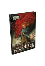 Fantasy Flight ARKHAM HORROR LCG FICTION: TO FIGHT THE BLACK WIND NOVELLA