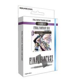 Final Fantasy TCG Opus 1 Starter- XIII