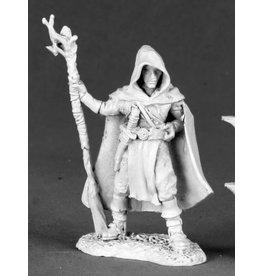 Reaper Mini Legends: Karahl Farstep, Wizard