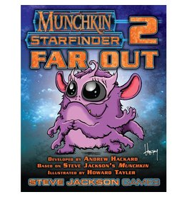 Steve Jackson Games Munchkin Starfinder 2 - Far Out
