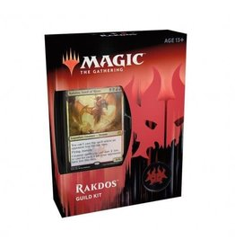 Wizards of the Coast Ravnica Allegiance Guild Kit: Rakdos