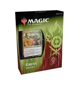 Wizards of the Coast Ravnica Allegiance Guild Kit: Gruul