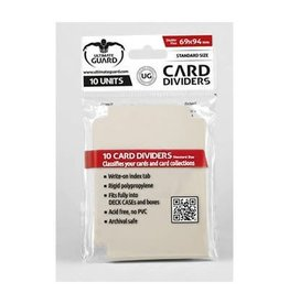 Ultimate Guard Card Divider: Sand