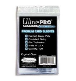 Ultra Pro Premium Sleeves 100ct 63.5x88mm