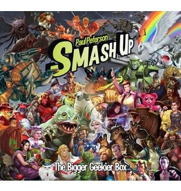 Alderac Entertainment Group Smash Up: The Bigger Geekier Box