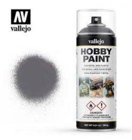 vallejo SPRAY PAINT - GUNMETAL 400ML