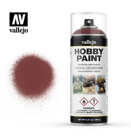 vallejo SPRAY PAINT - GORY RED 400ML