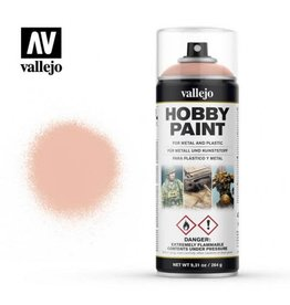 vallejo SPRAY PAINT - PALE FLESH 400ML