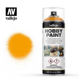 vallejo SPRAY PAINT - SUN YELLOW 400ML