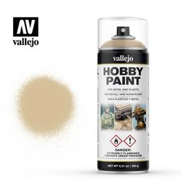 vallejo SPRAY PAINT - BONE WHITE 400ML