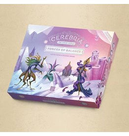 Mindclash Games CEREBRIA: FORCES OF BALANCE 5-6 EXPANSION