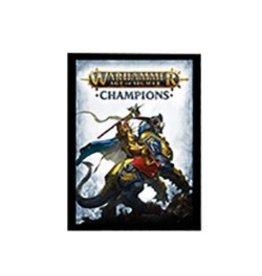 Warhammer AOS Sleeves Order