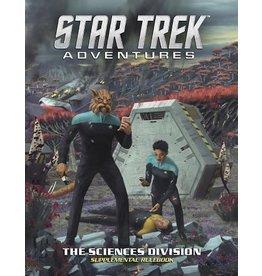 Modiphius Entertainment Star Trek Adventures RPG: Sciences Division