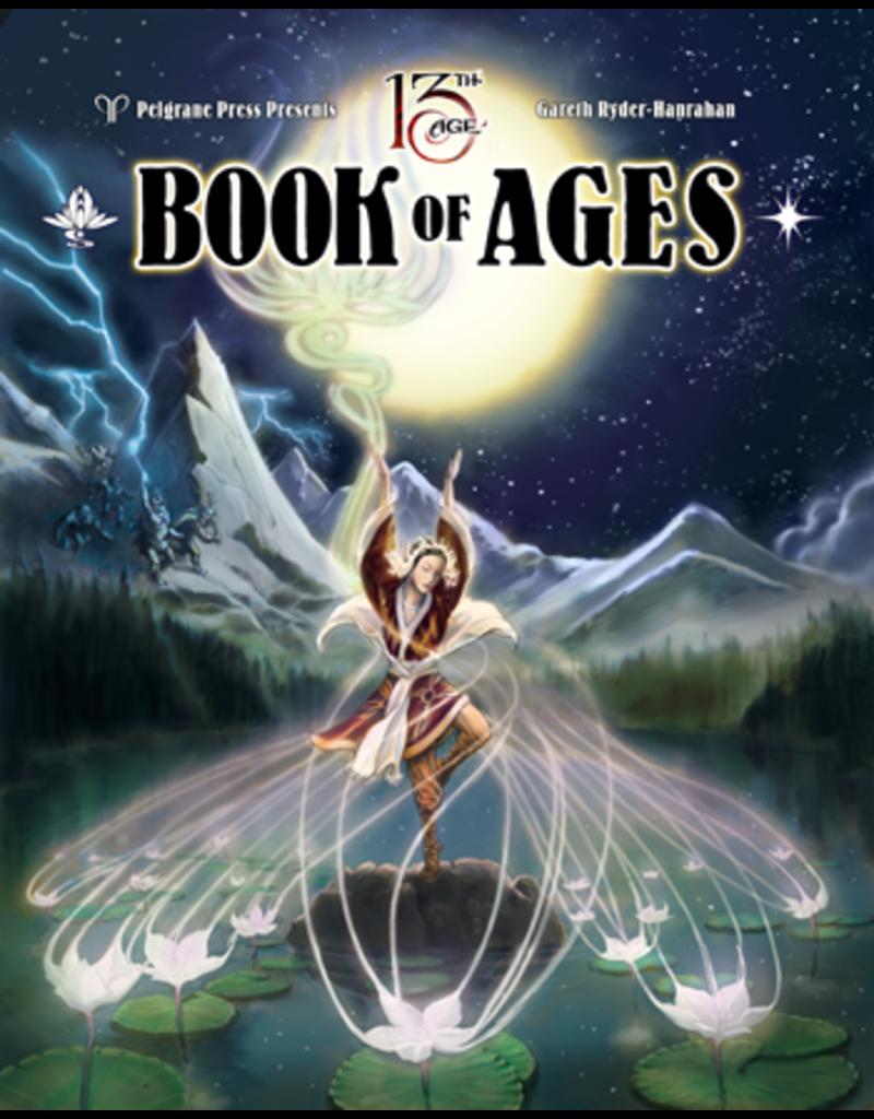 Pelgrane Press 13th Age Book of Ages