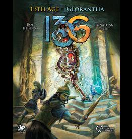Pelgrane Press 13TH AGE GLORANTHA