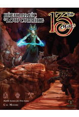 Pelgrane Press 13TH AGE: HIGH MAGIC & LOW CUNNING