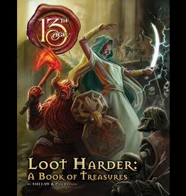 Pelgrane Press 13th Age: Loot Harder
