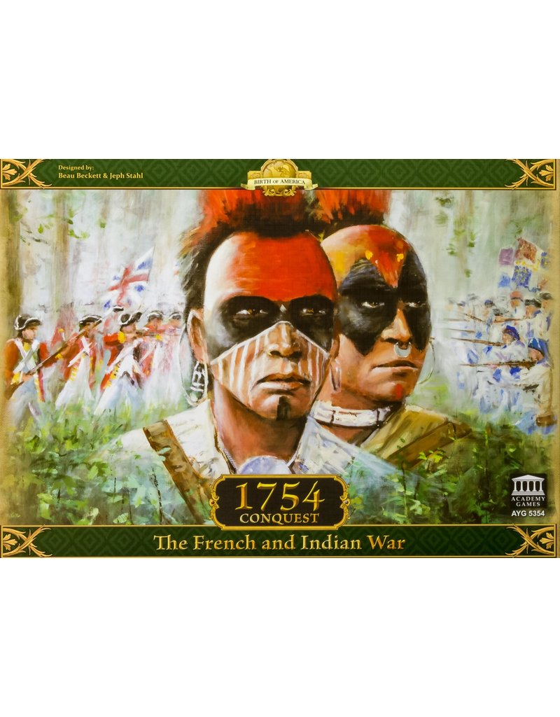 1754 Conquest - The French & Indian War