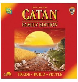 Catan CATAN: FAMILY EDITION