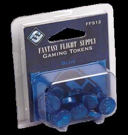 Fantasy Flight Supply Gaming Tokens: Blue