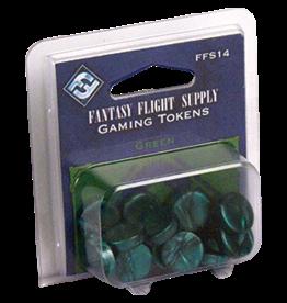 Fantasy Flight Supply Gaming Tokens: Green