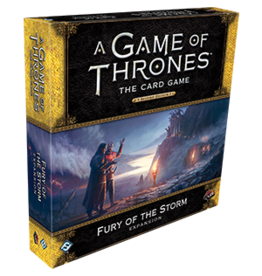 Fantasy Flight Games Game of Thrones LCG: Fury Of The Storm