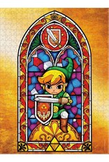 USAopoly Legend of Zelda Wind Waker 3 Puzzle