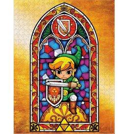USAopoly Legend of Zelda Wind Waker 3 Puzzle