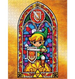 USAopoly PUZZLE - LEGEND OF ZELDA WIND WAKER 3