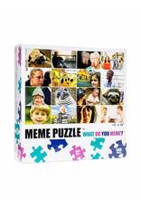 What Do You Meme Puzzle: Grid