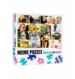 What Do You Meme 500PC PUZZLE - WHAT DO YOU MEME GRID