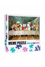 What Do Yo Meme Puzzle: Last Supper