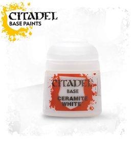 Citadel Citadel Base: Ceramite White (12ml)