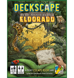 dV Giochi Deckscape: The Mystery of El Dorado