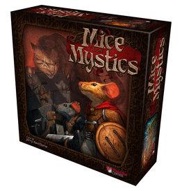 Plaid Hat Mice & Mystics