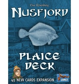 Lookout Games Nusfjord: Plaice Deck Expansion