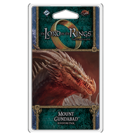 Fantasy Flight Games Lord of the Rings LCG: Mount Gundabad