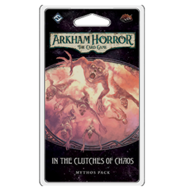 Fantasy Flight ARKHAM HORROR LCG: IN THE CLUTCHES OF CHAOS